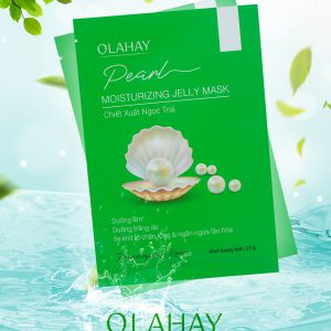 Pearl Moisturizing Jelly Mask